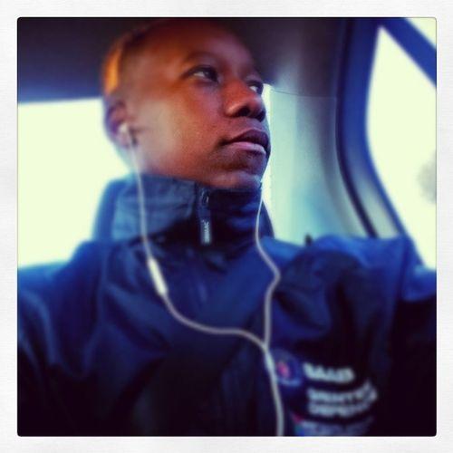 On da way to da great hustle V .S.V.P