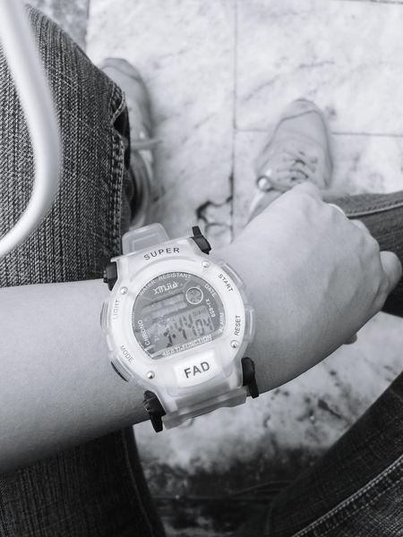 Wristwatch Clock Face Minute Hand Timeisgold