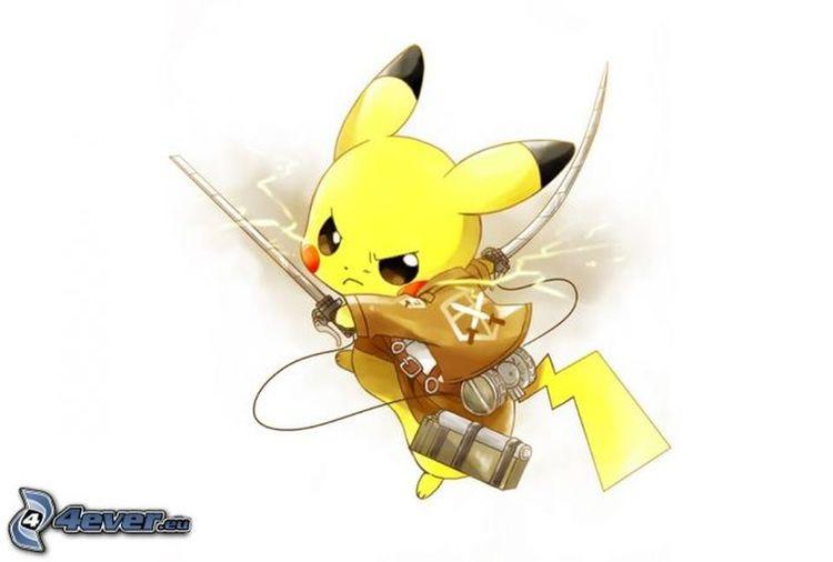 Pokémon Pikachu Draw Dessin