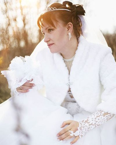 Невеста-лисичка свадьбанакамчатке веснушки камчатка рыжая Солнышко Wedding Yanka_partisanka