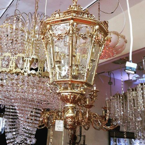 Goldplated Pronze Luxurylife Light design اضاءه برونز فنكريستال_طيبهمساجدتصميم