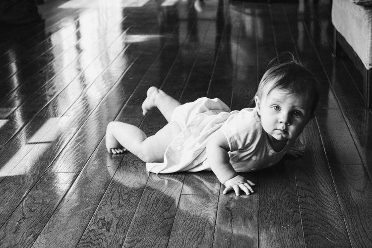 Baby Blackandwhite Babies Niece
