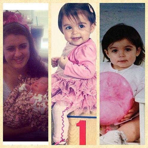 Look how you've grown! HappyBirthday Mylittlemimi