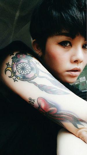 My birthday ,Thx my family and friends Love Follow Me Tattoo Girl STAR't STUDIO Taiwan Style Life BarthDay HappyBirthday