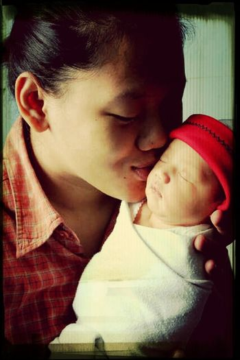 Transitional Moments People Newborn My Baby