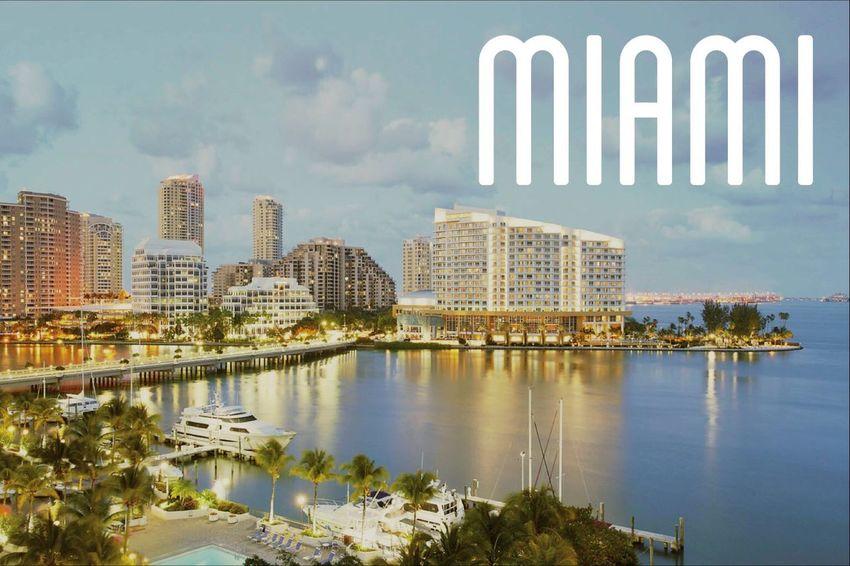 Miami Beach City Miami FL Usa 🇺🇸☀️ First Eyeem Photo