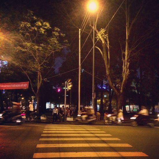 Crossroads Light Streetphotography Streetlights