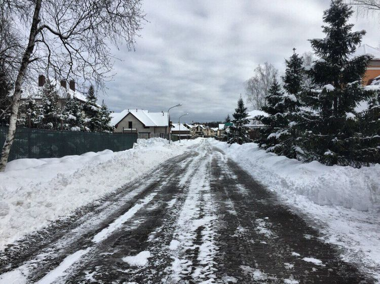 Снежнаядорога Snowway Winter