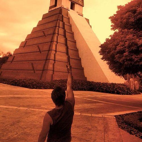 Guatemala! Despejandolamente Xetulul Parquedediversiones Plazachapina Direccionando .!