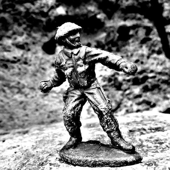 Juguete Soldado