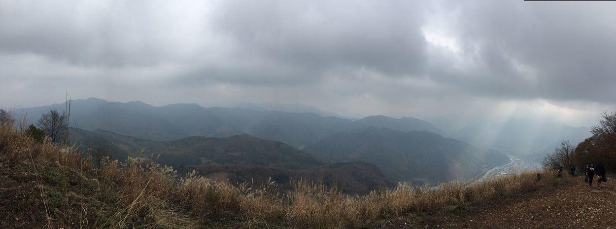 Noir Filter Iphon6s Gangwon-do Mindung Mountain Panorama