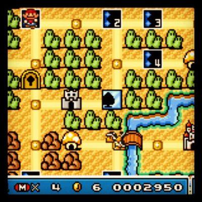 Super Mario Bros 3 Videogames GBA Mariobros