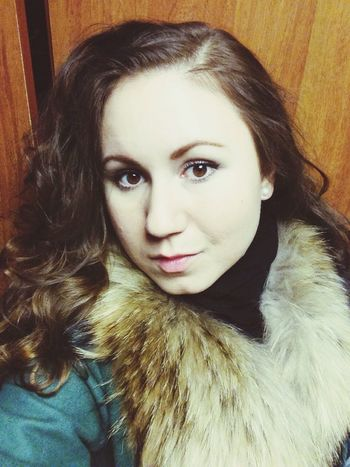 Nice Winter Fur Girl Picoftheday Getting Inspired Eyes Taking Photos Enjoying Life That's Me