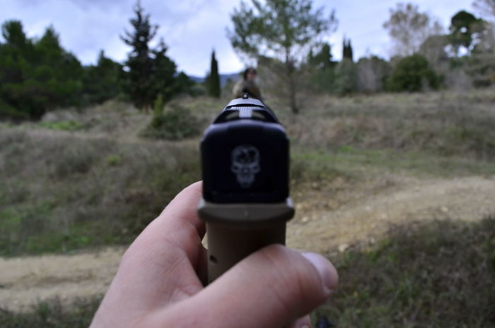 Airsoft photography Airsoft Airsoft Is My Hobbies Airsoft Photography AiRSOFTGUN Airsoftsports Army Close-up Day Field Focus On Foreground Forest Gun Holding Human Body Part Human Hand Landscape Nature One Person Outdoors People Sky Special Forces Tree