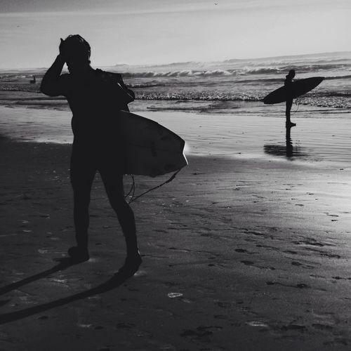 Where Do You Swarm? Surf Surfing Beach