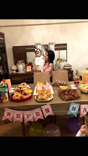 Food Food And Drink Freshness Indoors  Cake Table Dessert