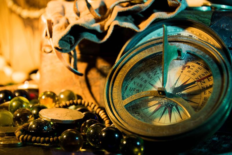 Close-up Old-fashioned No People Gold Colored Indoors  Minute Hand Clockworks Art Is Everywhere