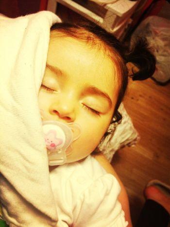 Myy Baby Sleeping