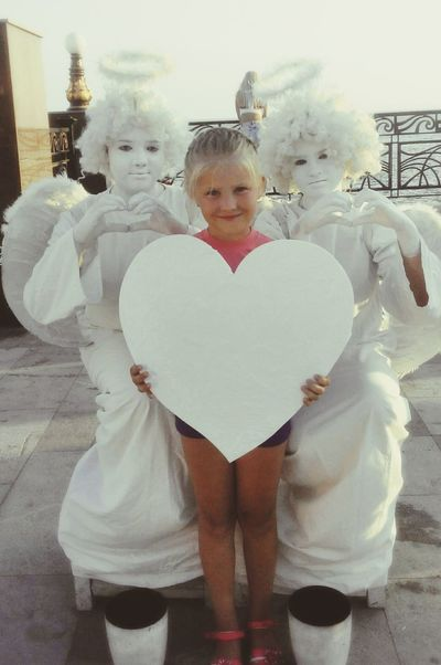 Сестра, ангелы и любовь ^°^