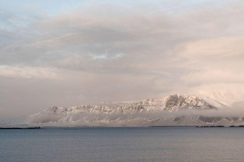 Iceland Sea Ocean Reykjavik Island Islandia Europe TRVEL Mountain