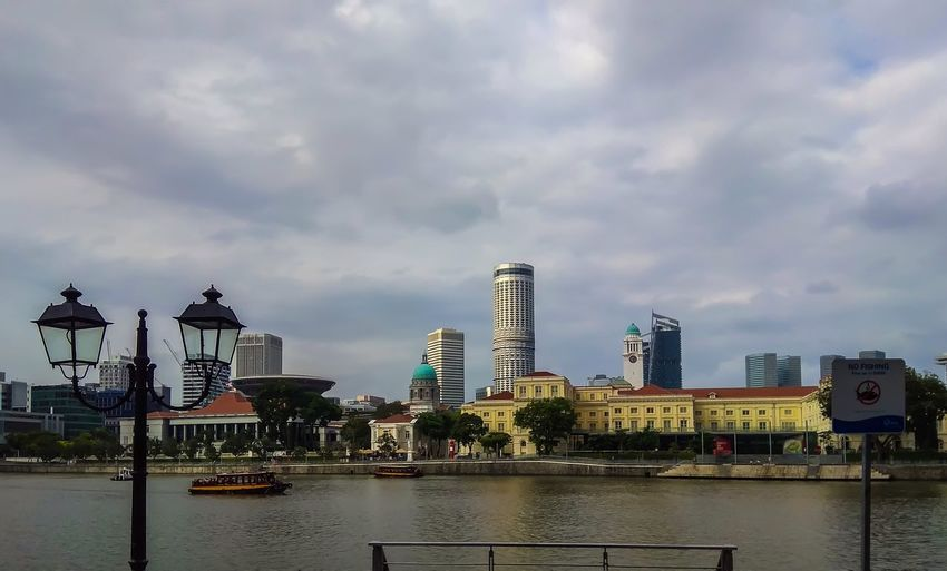 | The Everyday Photography | Riverfront View History Classic River Sea Boat Water City Urban Skyline Outdoors
