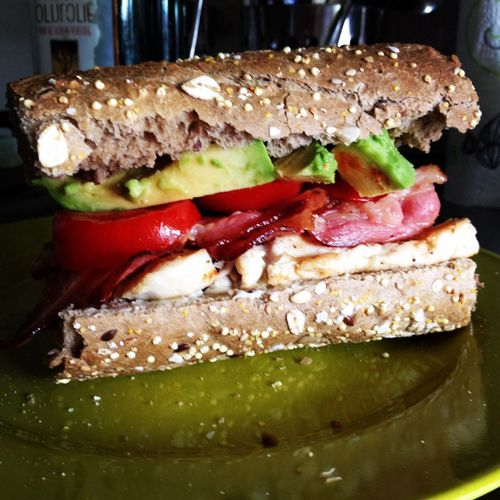 El mejor bocadillo Bocadillo Sandwich Lunch