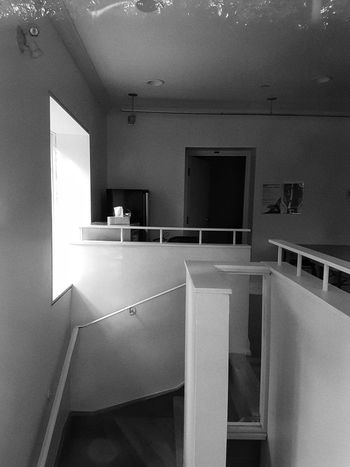 You can always find light. Interior Views Lines Shadows Patterns Background Black And White Black And White Photography Indoors  Window Spiral Staircase Steps And Staircases Home Interior Staircase Architecture Built Structure Steps Confined Space Spiral Stairs Railing