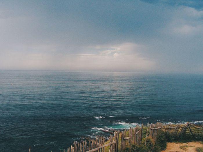 Jusqu'à l'infinité... Landscape Beach Ocean View 😚