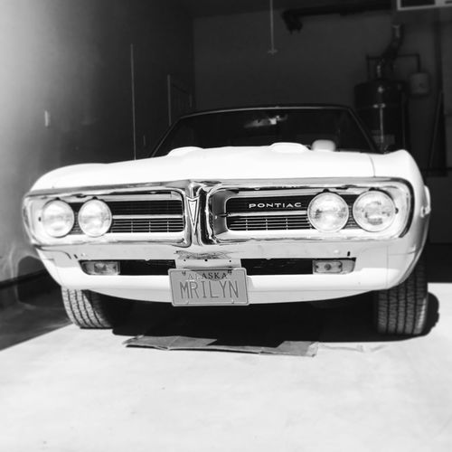 Fire Bird Car Vintage Car Headlight Old-fashioned Transportation Retro Styled Mode Of Transport Land Vehicle Collector's Car Vintage No People Indoors  Close-up Day Marilyn Sommergefühle Let's Go. Together. Love My Life  EyeEm Selects