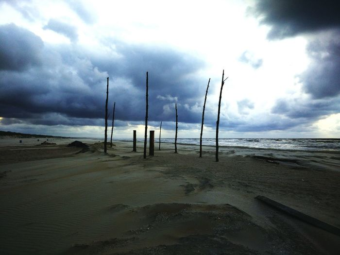 The day after madnes. Ameland Check This Out Sky, Clouds, Blue, Clear, Happy, Summer