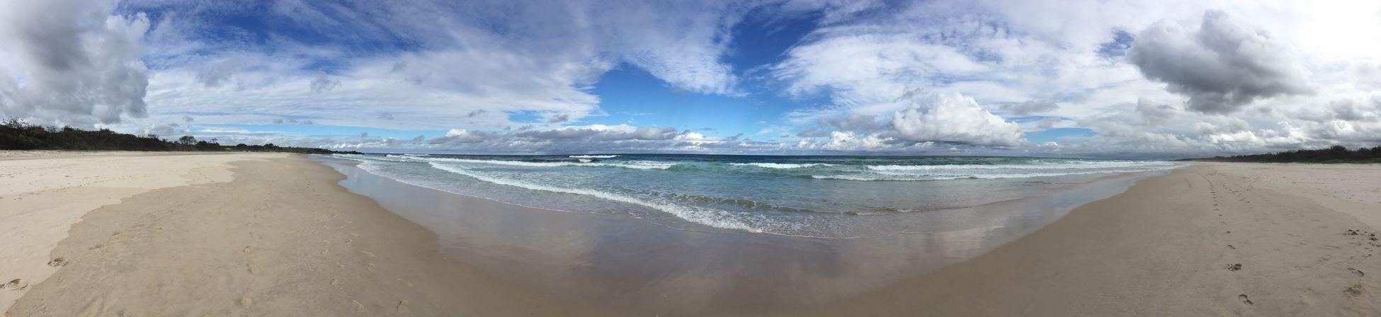 Kingscliff beach, Australia Beauty In Nature Beach Australian Landscape