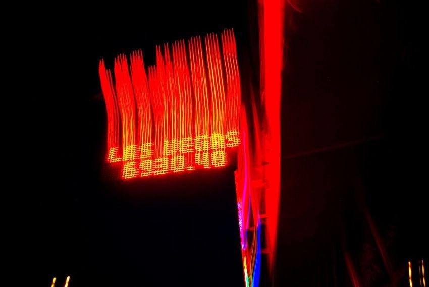 Redlight Las Vegas Nightlife Nightshot