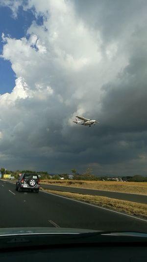 Fgugal Airplane Flying