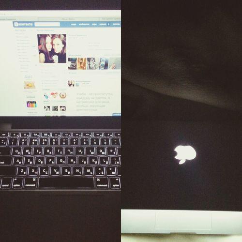 MacBook я рада