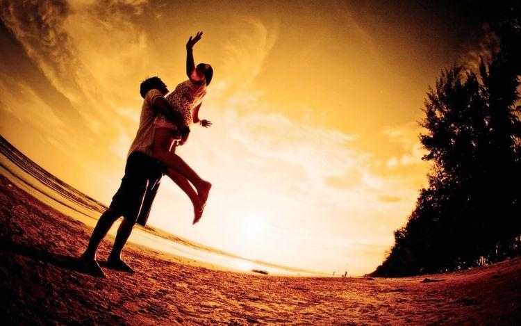 Amor Parejas♡ Felicidad Pura Vida