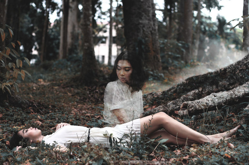 Adventure Bestoftheday Conceptual EyeEm EyeEm Best Edits EyeEm Best Shots EyeEm Gallery EyeEm Masterclass Eyeem Philippines EyeEmBestPics EyeEmbestshots Eyeemphotography Fantasy Forest Lifestyles Nature Outdoors Picoftheday Portrait Portrait Of A Woman Portrait Photography Surrealism Tranquility Tree