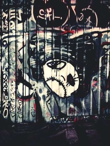 Today's Supernatural Red London Andrographer Eyes And Ears: My Pics' Soundtrack Streetart