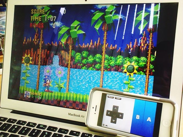 Retrogaming like a boss! Apple Mac OpenEmu Video Games