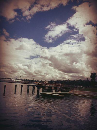 Pyrmont Pirama Park River Side