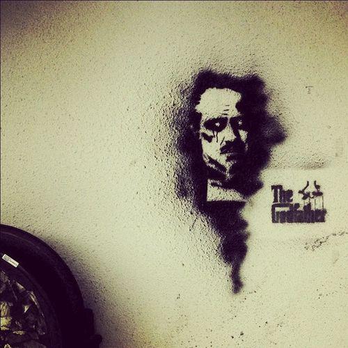 Graffeti Godfather Throwback
