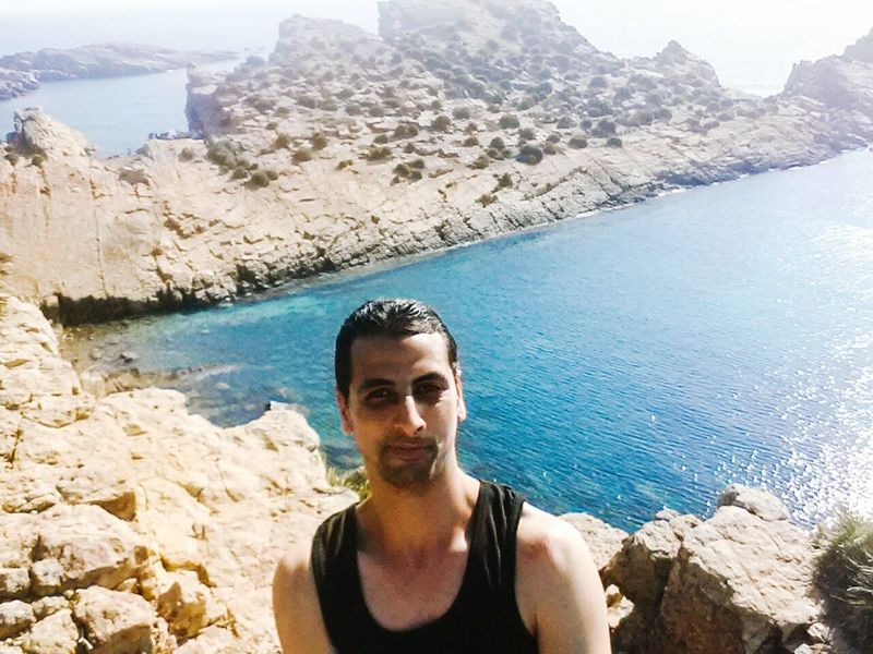 Me Having Fun :) Beautiful Nature Rest & Relax With Friends Tunisia Beach Love