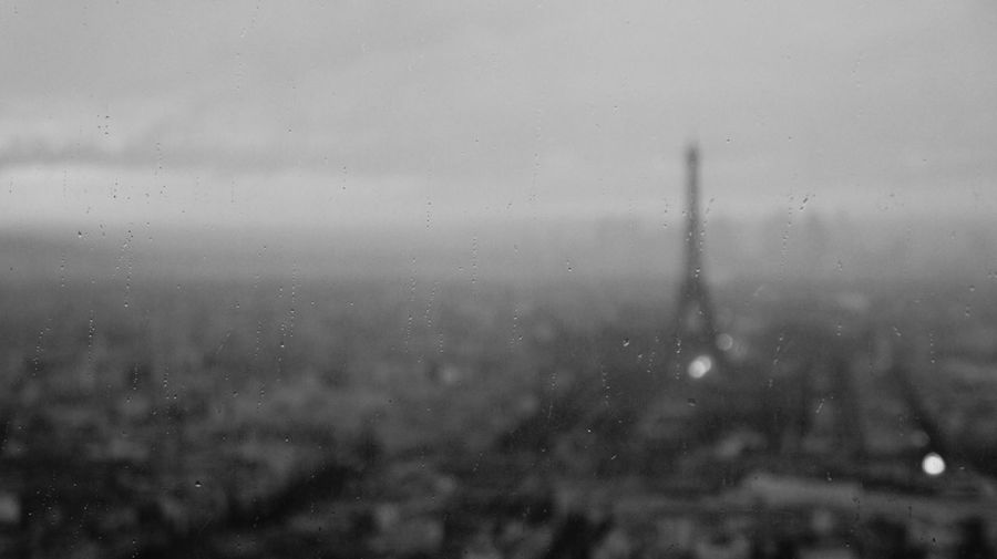 Paris Tour Eiffel Sony A6000 Clouds And Sky Eiffel Tower