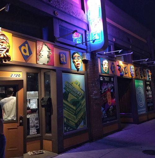 Club Dada in Dallas' Deep Ellum Tadaa Community City Lights Dallas Urban Deep Ellum