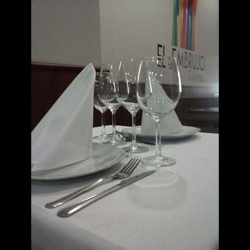 El Embrujo Taberna Restaurante Calle Sanchez Pastor Malaga Centro