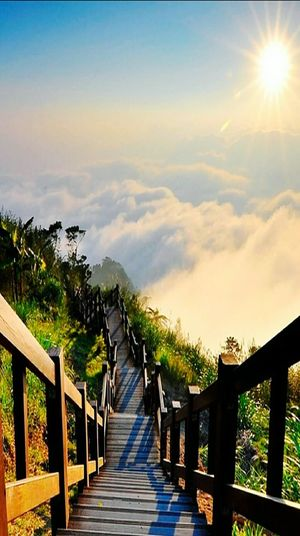 Its trekking