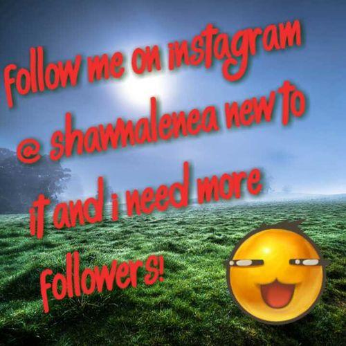 Follow Me You Guys!