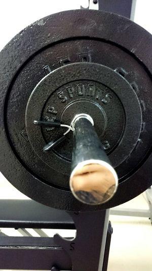 My home gym
