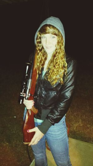 Girls With Guns Cold Weather Lovin It