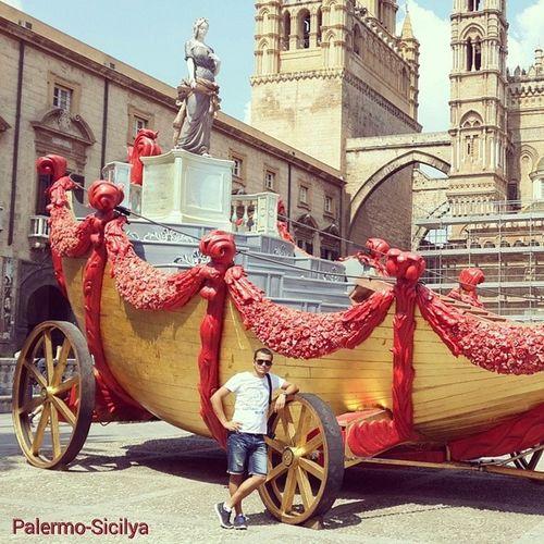 Palermo Sicilya Italia Sicily