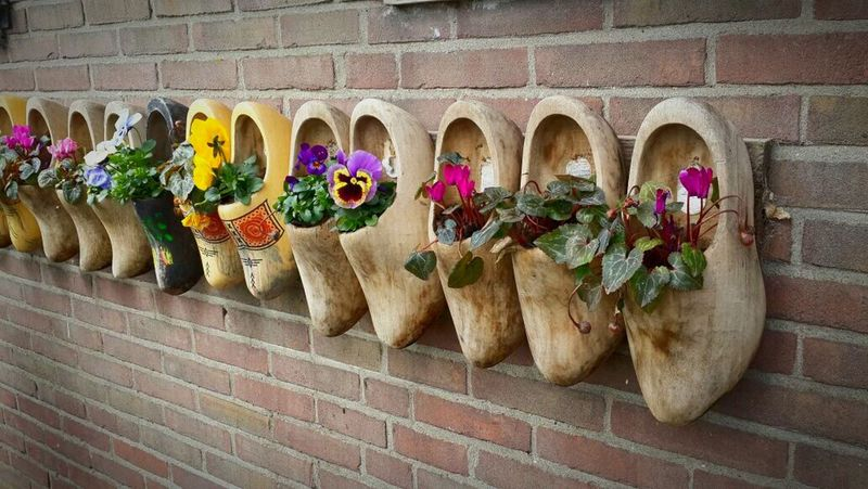 Traditional Clogs -Netherlands Netherlands Hello World Clogs Factory Peoplephotography Farmland Vacation Time ♡ Shoes ♥ Looking For New Destinations Travel Photography Europe